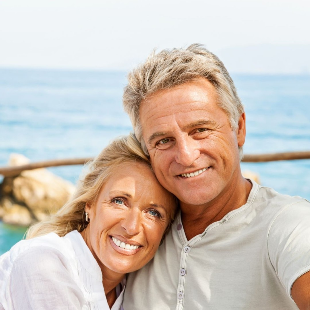 Couple sénior